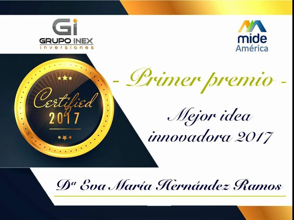 PREMIO INNOVACIÓN 2017