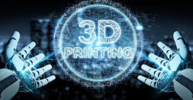 Las aventuras de Sindulfo. Impresoras 3D
