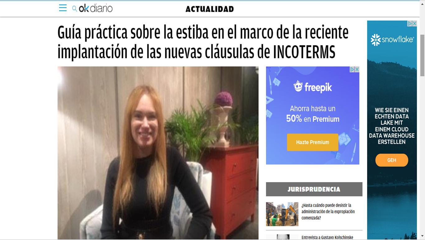 Guía de introducción a la estiba española