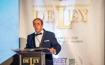 Premio Nacional Derecho Marítimo 2020. Diario EL CARRER