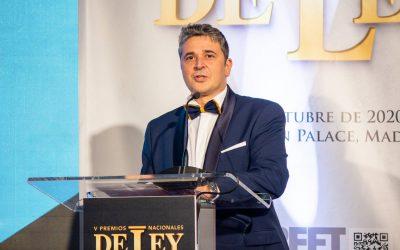 Entrevista DIARIO DEL PUERTO. Premio Nacional Derecho Marítimo 2020