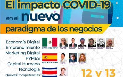 """I Simposium Internacional """"El impacto covid-19 en el nuevo paradigma de los negocios"""""""