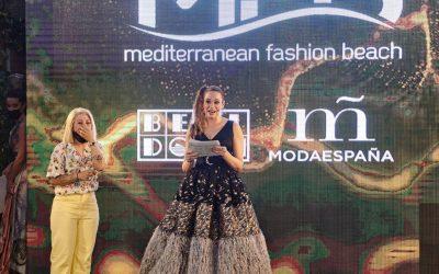 Premio Nacional de Moda Baño nuevos talentos Moda España 2021 (Mediterranean Fashion Beach)