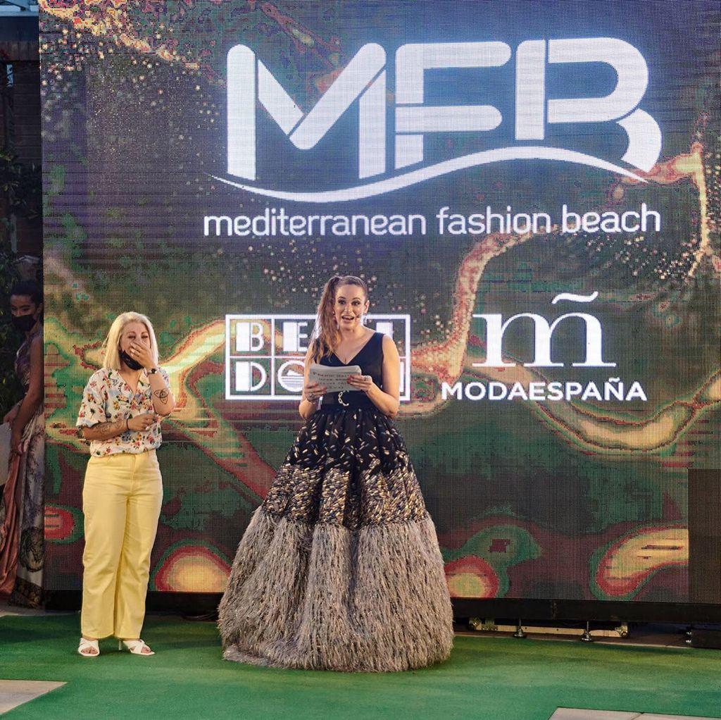 Premio Nacional de Moda Baño nuevos talentos Moda España 2021