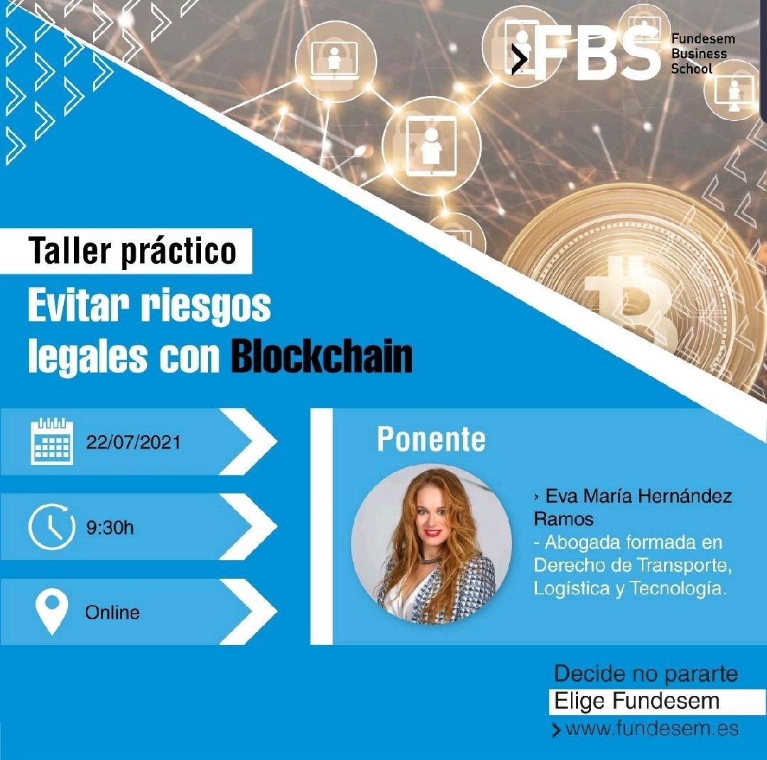 Evitar riesgos legales con blockchain. Registrar ideas con sello temporal
